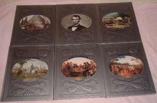 28 Volume Set Time Life Civil War Books Complete Full Set