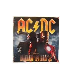 Iron Man 2 AC DC AC/DC Poster ACDC Movie
