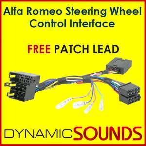 Surprising Alfa Romeo 147 156 Gt Steering Wheel Stalk Control Adaptor Lead Ds Ar001 Wiring Cloud Peadfoxcilixyz