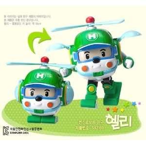 Robocar Poli   Helly (ransformers) oys & Games