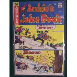 Archies Joke Book Comic (Glee Spree, 195) John Goldwater Books