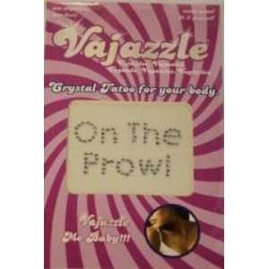 Bundle Vajazzle On The Prowl and Aloe Cadabra Organic Lube