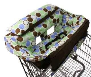 Buggy Bagg Shopping Cart Cover Original, Dots