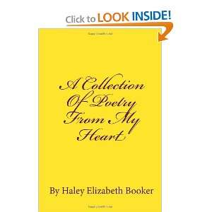 Elizabeth Booker (9781448662975): Miss Haley Elizabeth Booker: Books