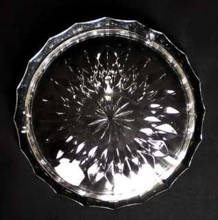 VTG VAL ST LAMBERT CRYSTAL IMPERIAL CANDY BOX NO LID
