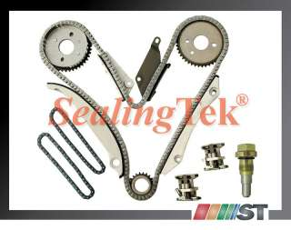 98 99 Chrysler 2.7L V6 Engine Complete Timing Chain Kit with primary