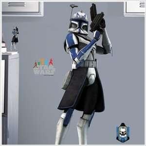 Star Wars Clone Trooper Giant Peel & Stick Wall Decal