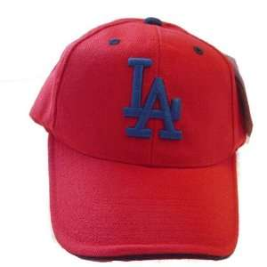 MLB Los Angeles Dodgers Red Ball Cap Hat  Sports