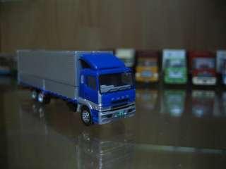 Mitsubishi Fuso Box van truck N scale Tomytec vol.3