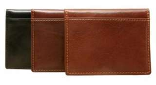 TONY PEROTTI ULTIMO WEEKEND MENS ITALIAN LEATHER WALLET 878449000970