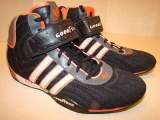 TEAM Adidas Good Year Basketball Shoes CUSHIONED Athletic Mens Size 10