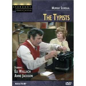 The Typists (Broadway Theatre Archive): Anne Jackson, Eli