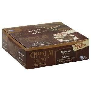 Choklat Crunch Bar, Milk Chocolate, 12 Bars, From