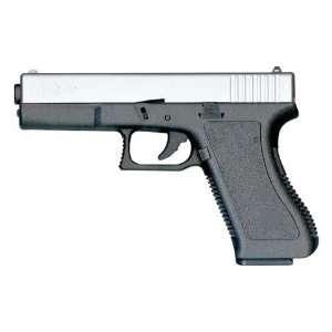 Spring Glock 17 Pistol FPS 200, Two Tone Airsoft Gun