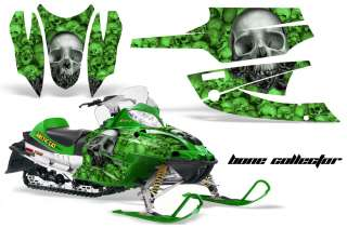 AMR RACING SNOWMOBILE GRAPHIC KIT ARCTIC CAT FIRECAT SABERCAT F5 F6 F7