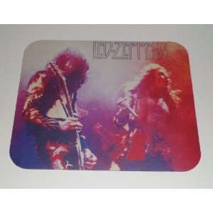 LED ZEPPELIN Jimmy Page & Robert Plant COMPUTER MOUSE PAD