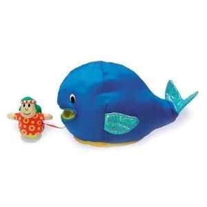 Baby Blessings Jonah and the Fish Bath Toy (Baby Blessings