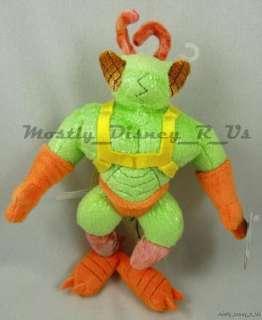 Disney Toy Story 3 Twitch Bug Doll Bean Bag Plush NEW