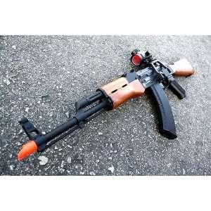CUSTOM 445 FPS Kalashnikov Licensed FULL METAL AK47 AEG Rifle AKM w