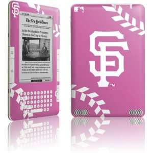 San Francisco Giants Pink Game Ball skin for  Kindle