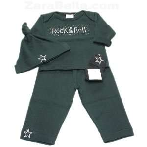 Truffles   Rock & Roll 4 PC Set Baby