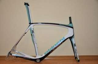 NEW BIANCHI OLTRE Superleggera 2011 Carbon Road Bike Frame 61s