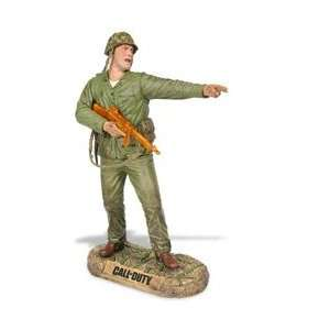 Call of Duty WWII Marine Corp  Battle of Okinawa Gold Gun