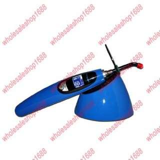 Dental 5W Wireless Cordless Curing Light Lamp1600mw LED