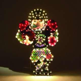Atlanta Falcons NFL 44 Light Up Player Lawn Figure