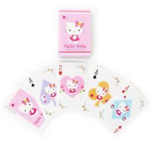 Hello Kitty Poker Cards Bug Toys & Games