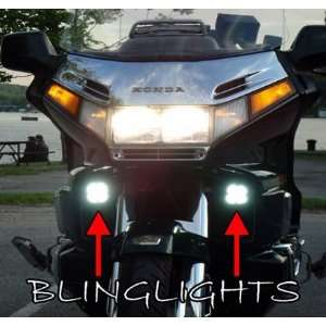 Honda Gold Wing Goldwing GL1500 LED Driving Lights Fog