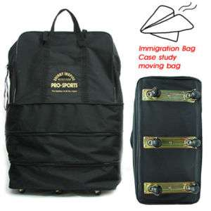 B538*Immigration travel bags*moving Bag*Duffle Gym Bags