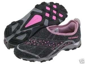 New Balance WA800GP Grey/Pink Trail Shoes 7