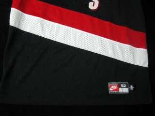 DAMON STOUDAMIRE PORTLAND BLAZERS 52 authentic jersey rare drexler XXL