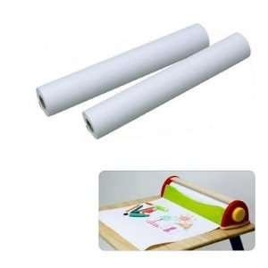 Voila Toy Art Paper Dispenser Refill   2 Rolls: Toys