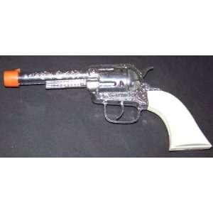 vintage Pony Boy Cap Gun Toy Cast Pistol