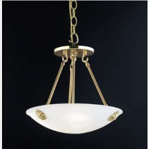 Neo Classical Convertible Pendant in Volcano Glass Type/Bulb Type/Size