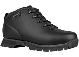 LUGZ Mens Jam II Ankle Boots Black Man Made Leather MJ2V 001