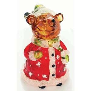 Fenton Art Glass Christmas Mouse Light Chain Everything