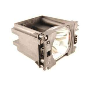 Sanyo PLV 55WR2C rear projector TV lamp with housing