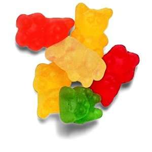 Tempting Tidbits Gummi Bears, 10 Pound Bag  Grocery