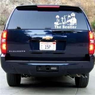 The Beatles Decal Sticker   Car Truck Laptop RV