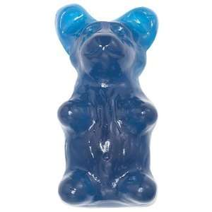 Worlds Largest Gummi Bear   Blue Raspberry 1 Bear