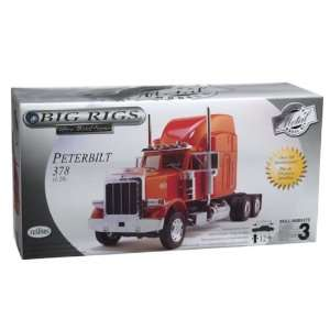 Big Rigs, Ultra Metal Series, Peterbilt 378 (128) Toys & Games