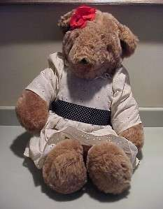Vintage Bloomingdales Teddy Bears Ca.79 North American Bear Company