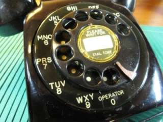 VINTAGE 1950s STROMBERG CARLSON MODEL 1543 TELEPHONE DESK PHONE
