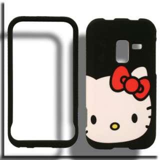 Samsung Conquer 4G SPH D600 Sprint A Hello Kitty Cover Skin Faceplate