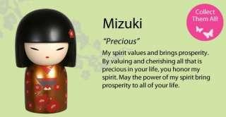 LARGE KIMMIDOLL Japanese Kimono Kokeshi Doll MIZUKI ★