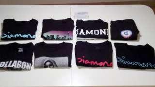 Diamond Supply Company Tshirts Exclusive & Rare Shirts Medium