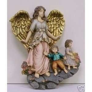 Two Children Playing on Stone with the Guardian Angel: Everything Else
